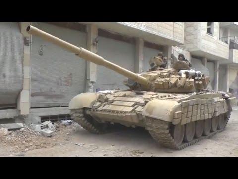 ᴴᴰ Tank with GoPro™ gets multiple Hits in Jobar Syria ♦ subtitlesиз YouTube · Длительность: 31 мин59 с