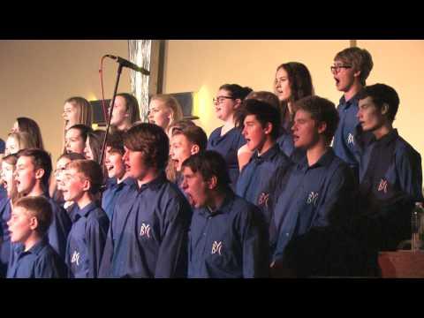 Barnsley Youth Choir sing