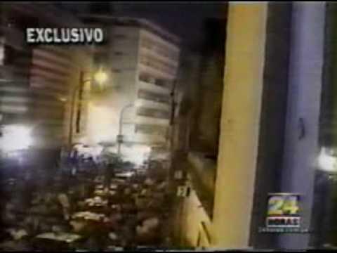 Fuegos Artificiales Mesa Redonda Peru  YouTube