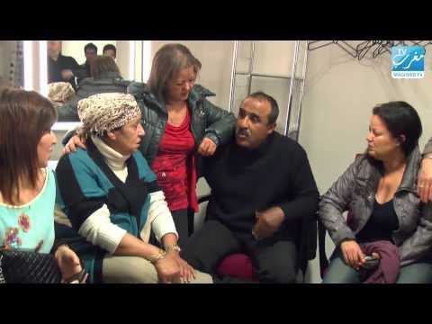 En coulisses avec Said Naciri à Bruxelles - Maghreb TV