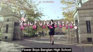 Download Video [INDO SUB] BTS Mini Drama Flower Boys Bangtan High School (Star Show 360) MP3 3GP MP4