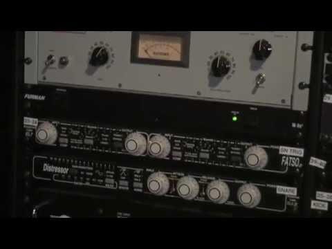 New SSL Mixing Setup, Burl B2 & Drum Sound
