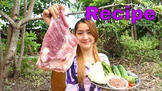 Yummy Shrimp Past Stir Fried Pork Recipe   Shrimp Past Cooking With Pork   Best Cooking Recipes