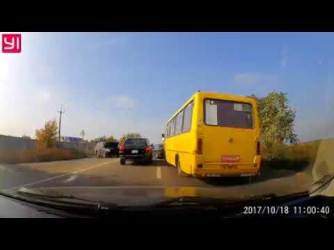 Телекомпания Град: В дорожном происшествиии под Одессой есть жертвы