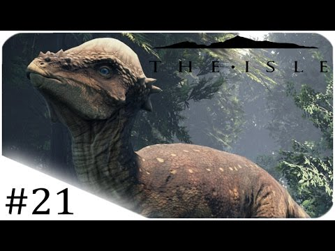 The Isle | Pachycephalosaurus | #21 [Early Access]