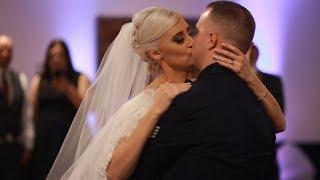 Kimberly Abbate and Thomas Hartline Wedding Highlights