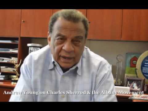 Andrew Young on Charles Sherrod and the Albany Movement