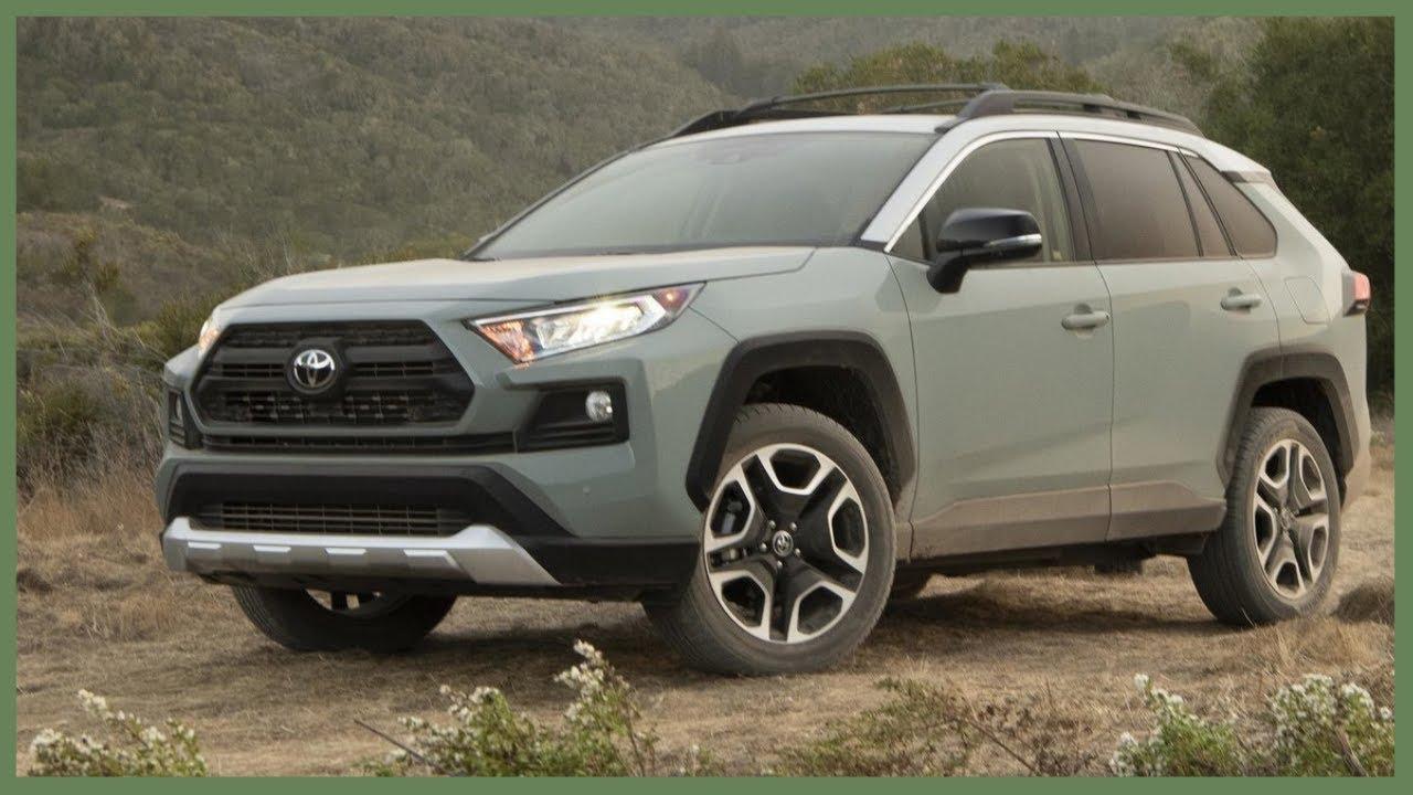 Toyota RAV4 2019 - Lanzamiento en México