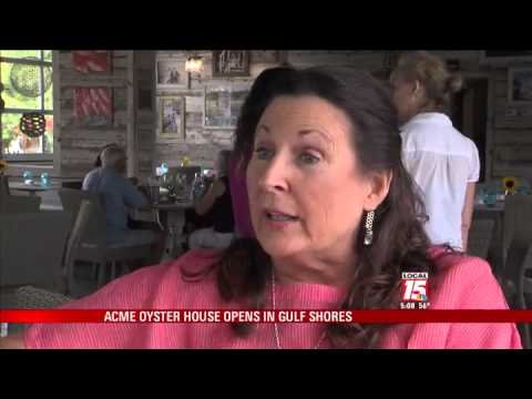Acme Oyster House Opens In Gulf Shores