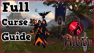 Albion Online l Full Curse Guide (2018)