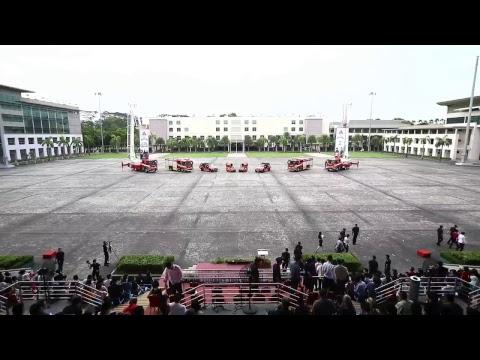 National Civil Defence Cadet Corps Parade 2017