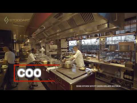 Stoddart - Food Service Equipment Corporate Video