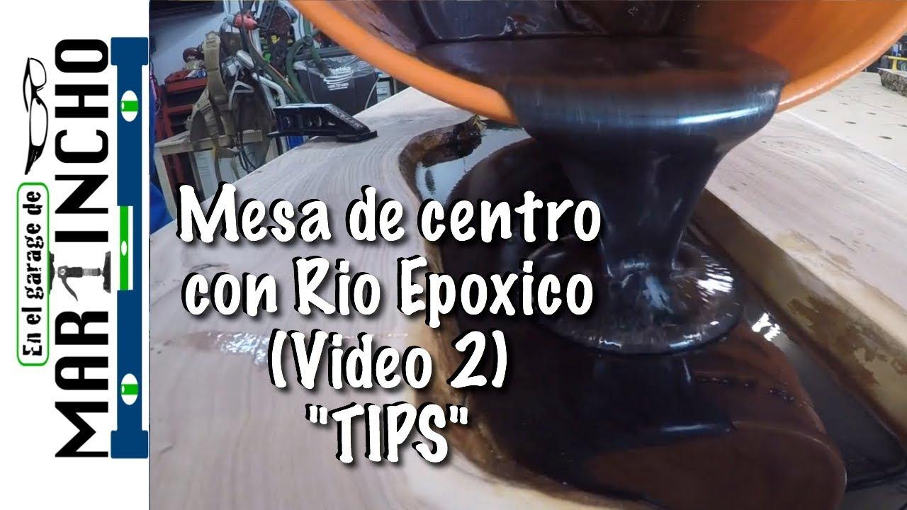 """Download Mesa de Centro con Rio Epoxico """"TIPS"""" (Video 2)"""