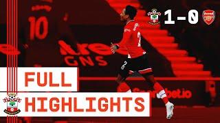 HIGHLIGHTS: Southampton 1-0 Arsenal | Emirates FA Cup