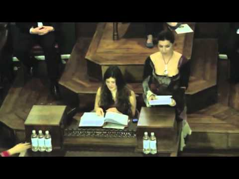 This House Believes that Fashion is Elitist | The Cambridge Union