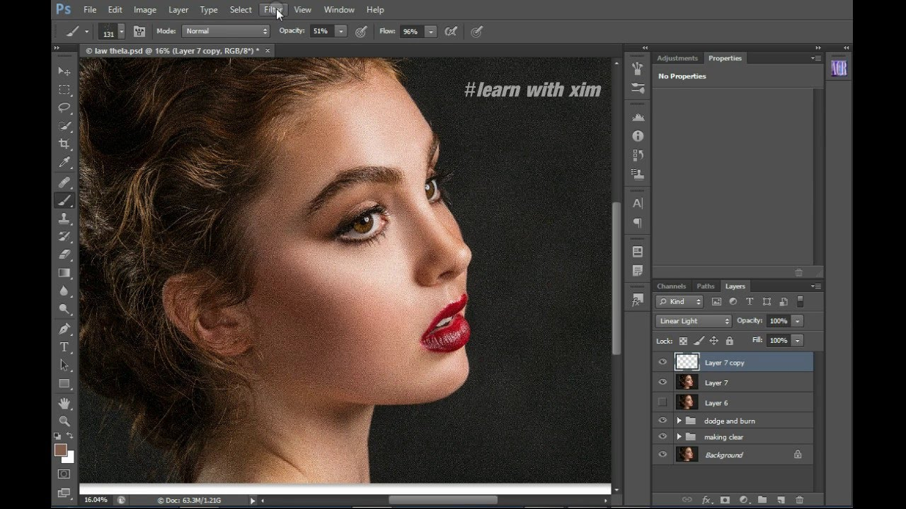 how to make textures in photoshop