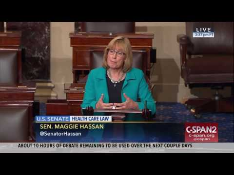 Sen. Hassan Speaks in Support of Measure to Protect Health Care for Individuals with Disabilities