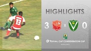 Horoya 3-0 El Nasr | HIGHLIGHTS | Match Day 2 | TotalCAFCC