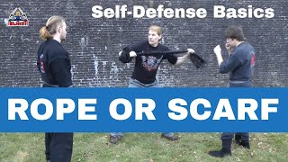 Rope and Chain Scarf Self Defense  Weapon 25