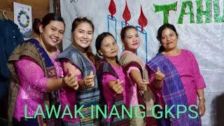 Lawak Ragam Propesi inang GKPS nagori asih
