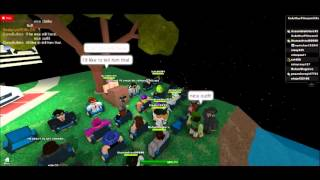 ROBLOX Coldplay765's Memorial Service Part 3