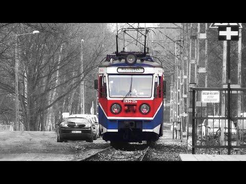 Pożegnanie pociągów EN94 WKD