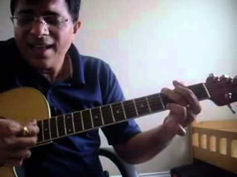 Sorgam Madhuviley Illayaraja Tamil song Guitar chord lesson by Suresh