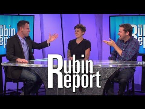 Whitney Mixter & Brett Erlich on The Rubin Report