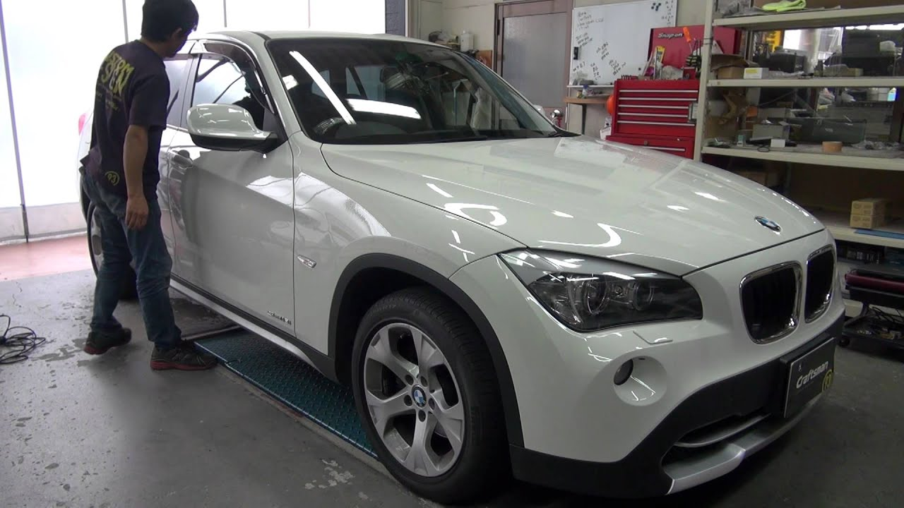 lock ver 2 3 lws bmw x1 e84 youtube. Black Bedroom Furniture Sets. Home Design Ideas