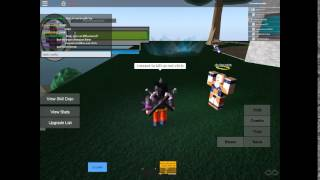 ROBLOX DBO Potara update!