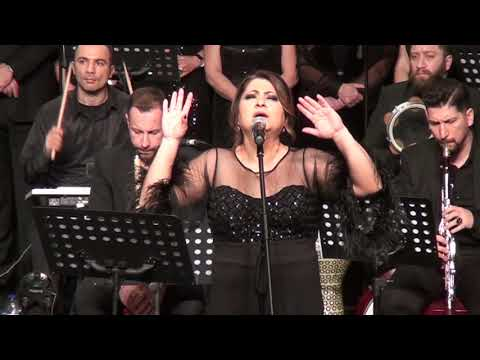 Ağla Halime - Ömer Öcal Mozaik Sanat Topluluğu Solist Çiğdem Sertbaş (4 Mart 2019)