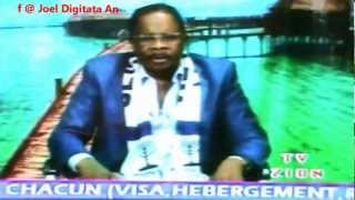 Repeat youtube video Luc Russel ADJAHO Vs WILLIAM Teteh