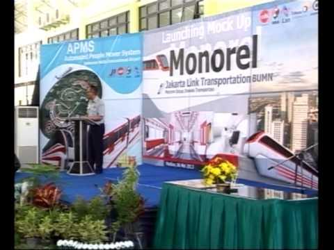 Launching Mock Up Monorel