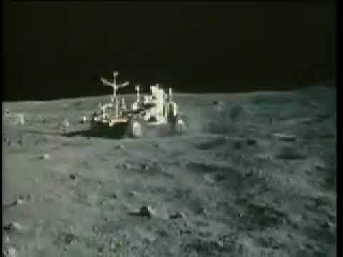 მთვარის როვერი  Lunar Rover  Лунный ровер  video  7