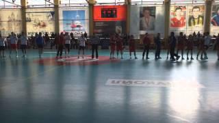 День гандбола Астрахань 2012