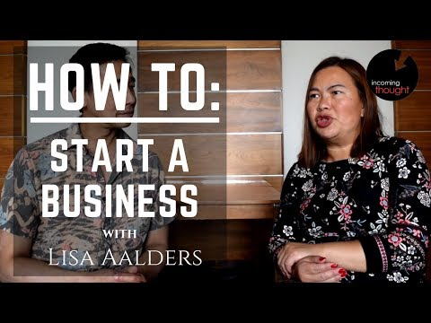 Ben Chai - Lisa Aalders: How to Create a Successful Business