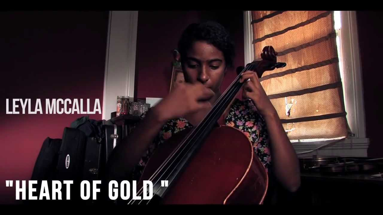 Leyla McCalla: Heart of Gold - YouTube