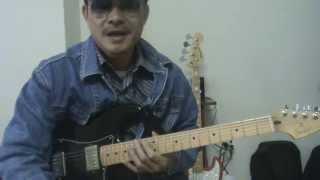 Kỹ thuật solo guitar của Sáu Dây: 7tonic lặp (seventonic)