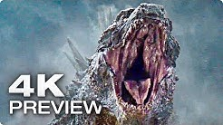 Exklusiv: GODZILLA 2014 Extended First Look Deutsch German | Movie [4K]