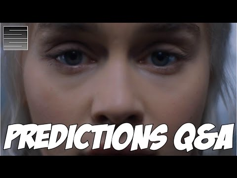 Game of Thrones Season 7 Predictions Q&A - Howland Reed and Jon Snow Reveal?