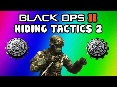 Thumbnail: Black Ops 2 Funny Hiding Tactics Challenge (Glitch Trolling, Phone Call, Win/Fails, Funny Moments)