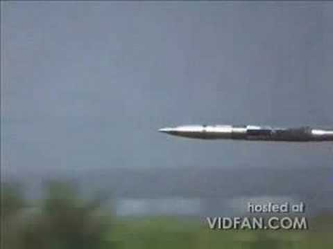Download Youtube: Missile caught by high speed camera