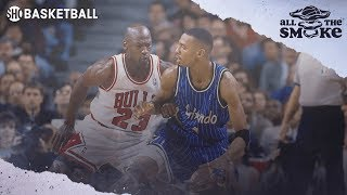Penny Hardaway Tells Stories About Facing Off Against MJ &  'The Dream Team' | ALL THE SMOKE