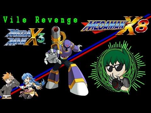 Mega Man Remix -Vile Revenge [Vile's Theme X3/X8 +]
