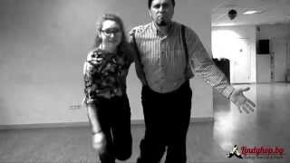 Charleston - Side by side - swing dance lessons by Lindy Hop Bulgaria