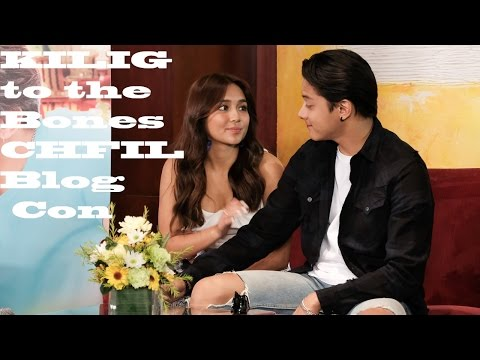 Video Coverage of Can't Help Falling in Love Blogcon with Daniel Padilla and Kathryn Bernardo