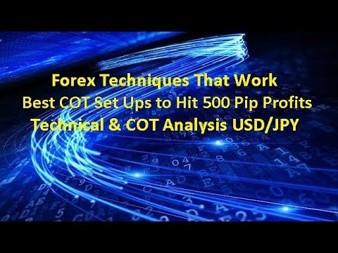 Forex profits with cot