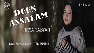 DEEN ASSALAM cover by sabyan gambus