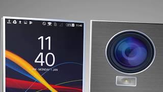 NEW XPERIA  cyber-shot DSLR CAMERA PHONE CONCEPT