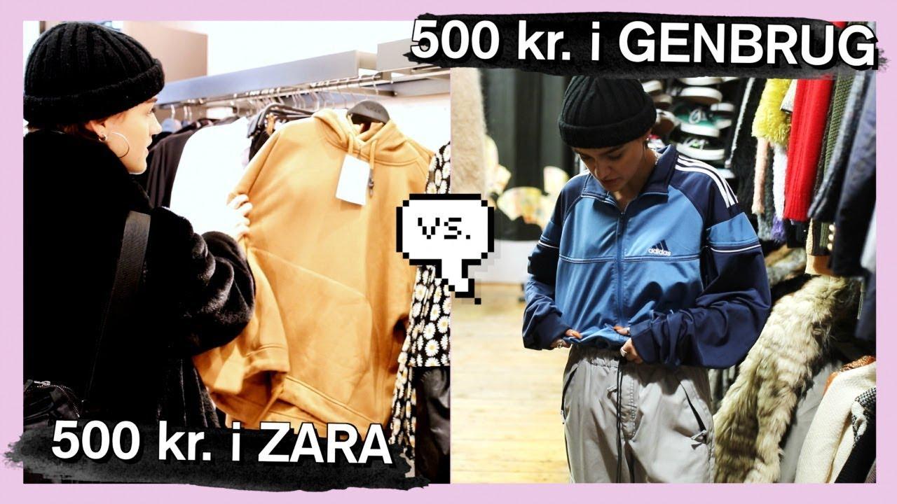 ZARA VS. GENBRUG!